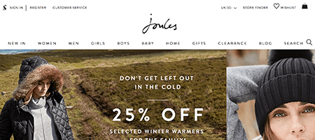 Shops Like Joules