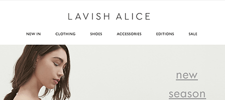 Shops Like Lavish Alice