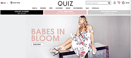 Shops Like Quiz Clothing